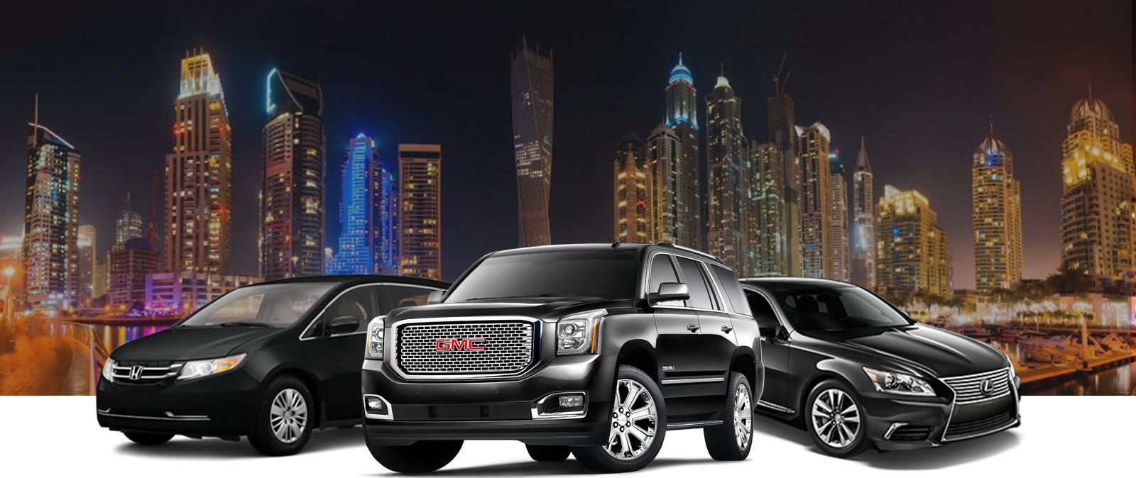 Book Chauffeur Service or Airport Transfer or Point to Point Transfer in Dubai